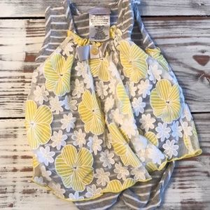 Other - Baby Girl Dress Onsie